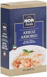 ARROZ ARBORIO NOR FOODS 1 Kg