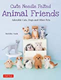 Cute Needle Felted Animal Friends: Adorable