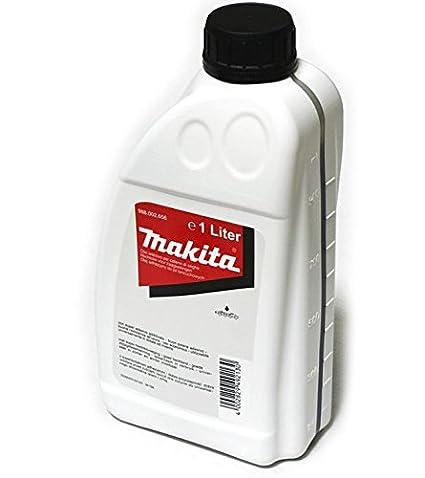 Makita 988002656 - Aceite mineral para cadenas de sierra (1 L)