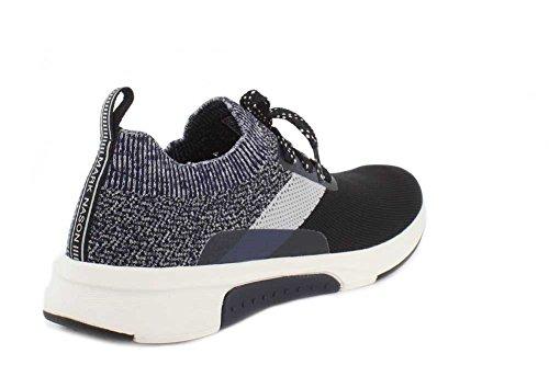 ... Mark Nason Menns Moderne Jogger - Nasjonal Svart / Marine Sneaker - 10