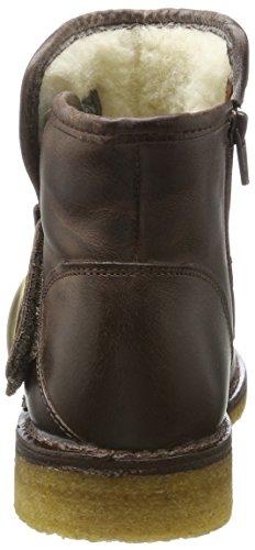 CaShott Damen A14065 Biker Boots Braun (Brown West)