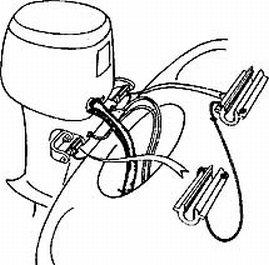 TH Marine SS-1-DP Steer Stop Hydraulic Steering Lock