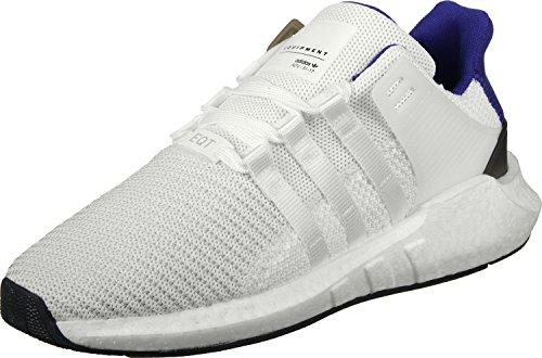 adidas Herren EQT Support 93/17 Fitnessschuhe Weiß (Footwear White/footwear White/core Black)
