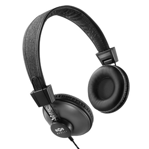 House of Marley EM-JH010-PS Positive Vibration Pulse On-Ear Headphones EM-JH010-PS