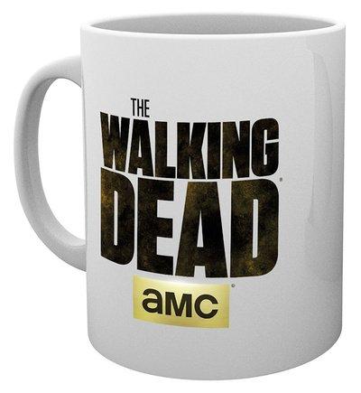 The Walking Dead - taza de cerámica - AMC logo - se presenta en una caja