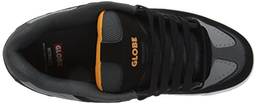 Chaussure De Skate Fury Globe Homme Noir / Gris / Orange