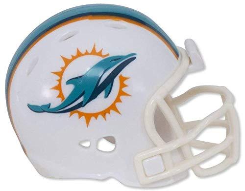 - Riddell Miami Dolphins NFL Football Helmet Christmas Tree DIY Ornament