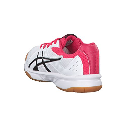 Squash Femme Roses Blanches 3 Upcourt Chaussures Framboises Asics qzRSwAwnI