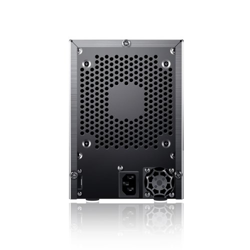 Sans Digital TowerRAID TR5M+BNC – 5 Bay eSATA Port Multiplier JBOD Tower (no eSATA card bundled) (Black)