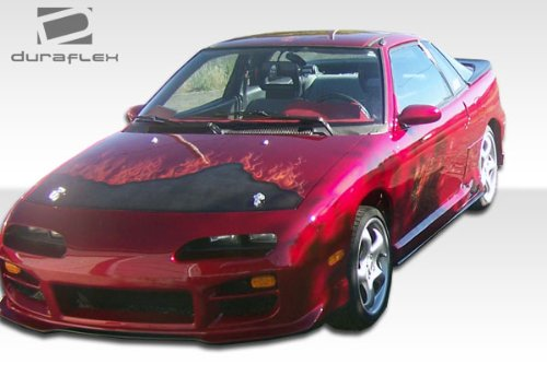 2 Piece Extreme Dimensions Duraflex Replacement for 1990-1993 Geo Storm Terminator Side Skirts Rocker Panels