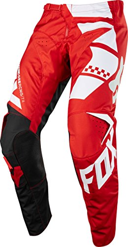 Fox Racing 180 Sayak Red Jersey/ Pant Youth Combo - Size Y-XLARGE/ 28W by Fox Racing MX (Image #2)'