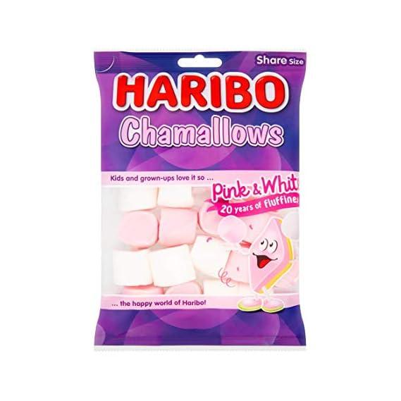 Haribo Chamallows Pink & White, Share Size, 140 g