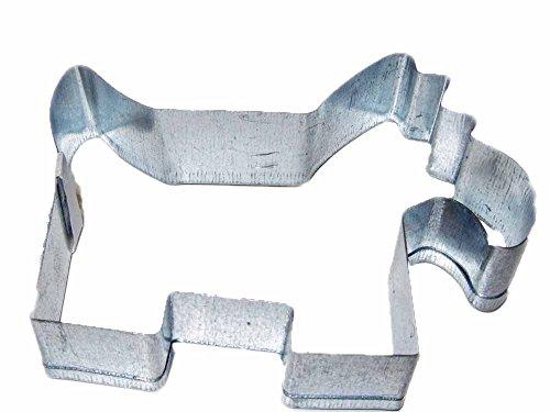 Threshold Galvanized Steel Cookie Cutter (Scottie - Cutter Cookie Scotty Dog
