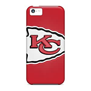 Iphone 5c FoC5265yMwo Support Personal Customs Trendy Kansas City Chiefs Skin Excellent Hard Cell-phone Cases -AlainTanielian