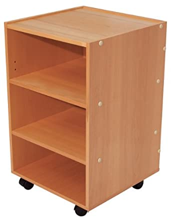 """3B Scientific W15141 Wood Multi-Purpose Treatment Cabinet with Shelves, 17-51/64"""" Length x 17-19/32"""" Width x 28-19/64"""" Height"""