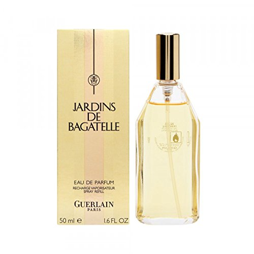 JARDINS DE BAGATELLE by Guerlain 1.6 Ounce / 50 ml EDP Women Perfume Spray Refill 50 Ml Spray Refill