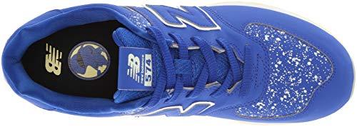 Ky New Zapatillas Unisex 574v2 Balance Azul Niños Glo Royal OOqTwx8pr