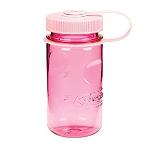 nalgene polycarbonate mini bottle pink 12 ounce by nalgene sports outdoors. Black Bedroom Furniture Sets. Home Design Ideas