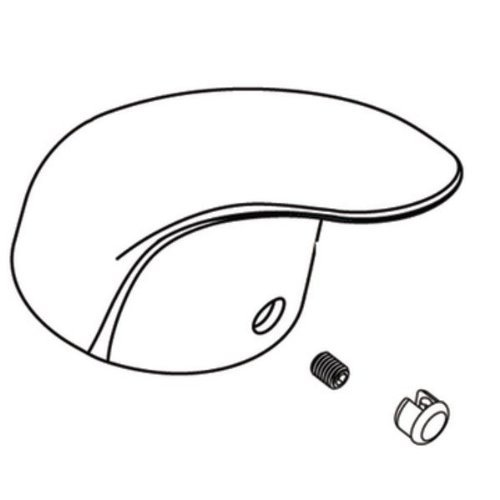 (Commercial Lever Handle Kit for 8413, 8414, 8417 Series)
