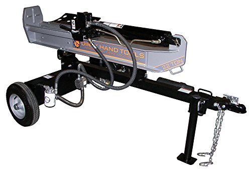 Great Features Of Dirty Hand Tools 100171, 22 Ton Horizontal/Vertical Gas Log Splitter, 196cc Kohler...