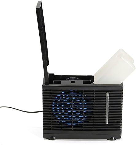 Ventilador de refrigeración de aire, portátil, de 12 V para coche ...