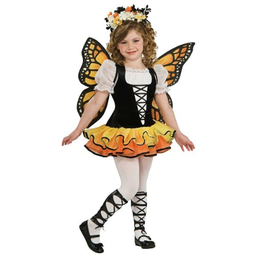Rubie's Child's Monarch Butterfly Costume,