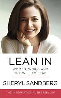 Lean in: Women, Work and the will to Lead price comparison at Flipkart, Amazon, Crossword, Uread, Bookadda, Landmark, Homeshop18
