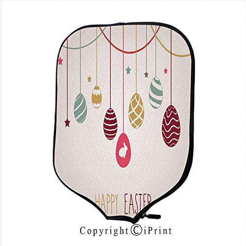 Different Charming Personalized Customized Colors Design,Easter Coloring Page Color by Numbers Printable workshe(Size:8.23