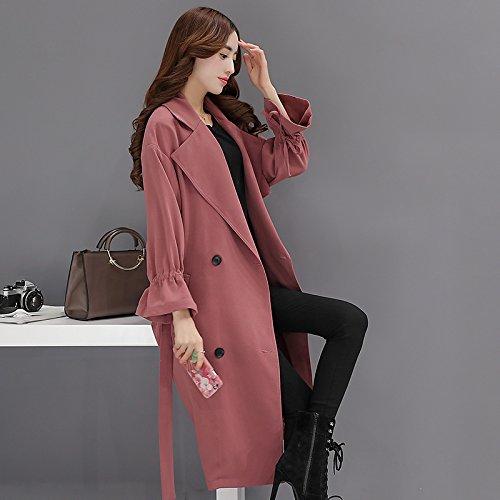 nbsp;Female Female Jacket Long Women'S Coats Load Stylish Windbreaker SCOATWWH The zongzi Jackets amp; color usual XHqTnZpT
