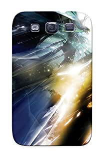 For Galaxy S3 Protective Case, High Quality For Galaxy S3 3d Abstract Skin Case Cover