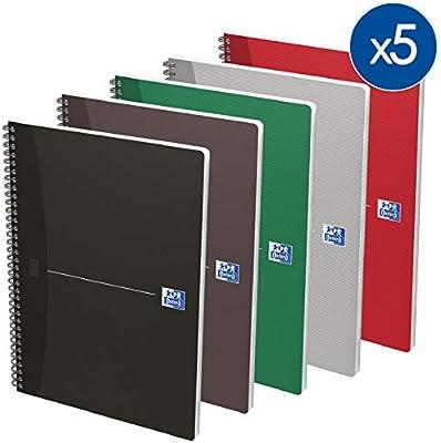 Oxford Office Esencial 100104820 - libreta encuadernada cubierta ...