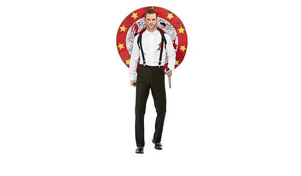 Lanzador De Cuchillos Traje De Circo Hombres M: Amazon.es: Juguetes y juegos