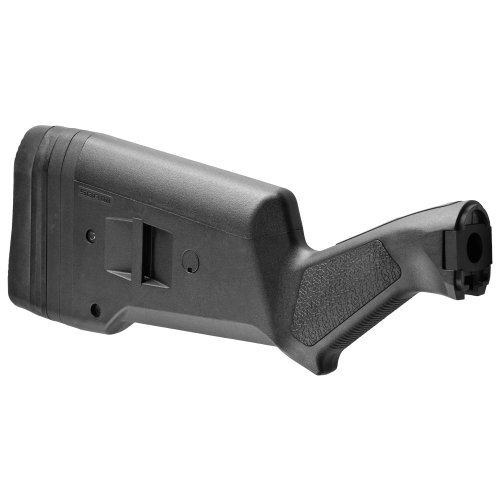 Magpul MAG460-BLK SGA Buttstock Remington, 870 Shotgun, (Remington 870 Pump)