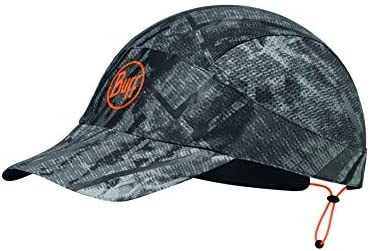Buff R-City Gorra Pack Run XL, Unisex Adulto, Grey, Talla única