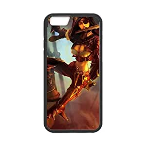 League Of Legends iphone 6s 4.7 Inch Cell Phone Case Black Customize Toy zhm004-7407157
