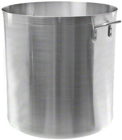 Update International  APTC-140HD Aluminum Stock Pot Cover 140//160 Qt.