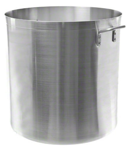 Update International (APT-160HD) 160 Qt Heavy Aluminum Stock - Stock 160 Pot Quart