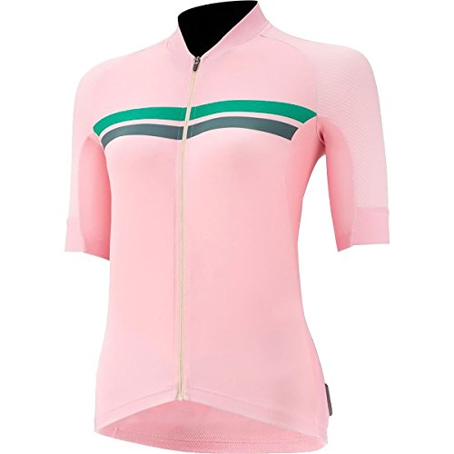 Capo Short Sleeve Jersey - Capo SC Donna Short-Sleeve Jersey - Women's Coral, L