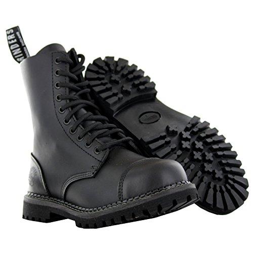 Grinder Stag CS Derby Boot Black Mens Boots Black