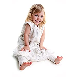 Slumbersafe Sleeping Bag with Feet 2.5 Tog Simply Teddy 18-24 Months