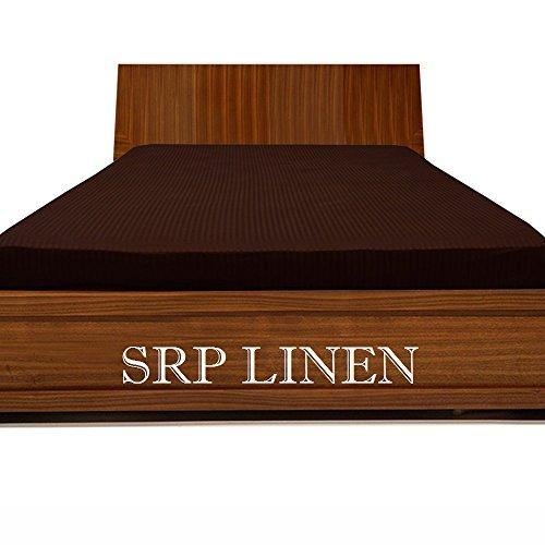 Srp Linen 600 Thread Count Pure 100 Percent Cotton Percale