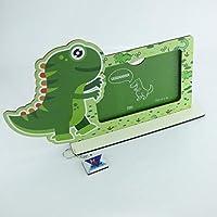 Porta Retrato Infantil Dinossauro foto 10x15cm