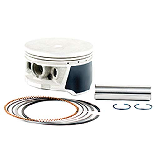 NEW PISTON KIT 90MM FIT HONDA ATV TRX-ES-S FOREMAN 4X4 450 1998-2004 13101HN0A00 (Foreman 450 Piston Kit)