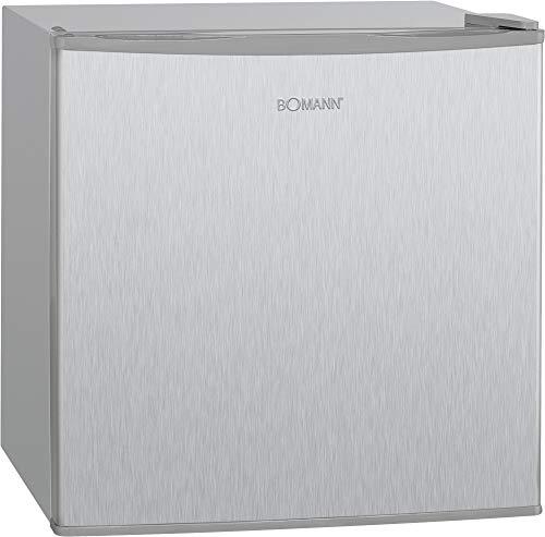 Bomann GB 341 – Congelador aspecto de acero