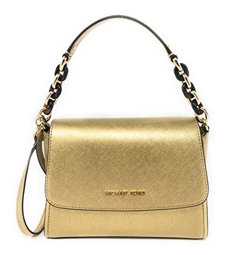 Michael Kors Gold Handbag - 7