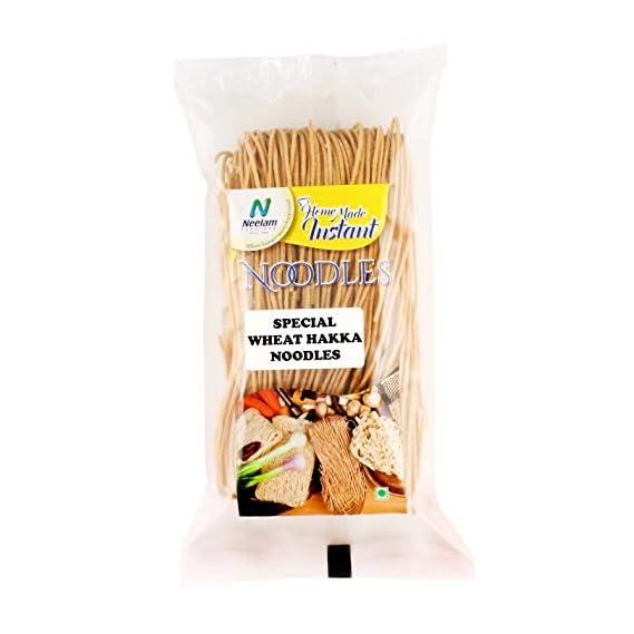 Neelam Foodland Special Wheat Hakka Noodles (400G)