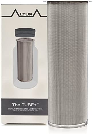 TUBE Infuser Stainless Designed Included product image