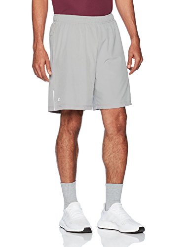 "Starter Men's 7"" Loose-Fit Stretch Training Short with Liner"