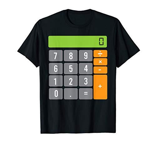 Diy Halloween Costumes For Teacher (Calculator Costume Halloween Easy Cosplay Math Geek Outfit)