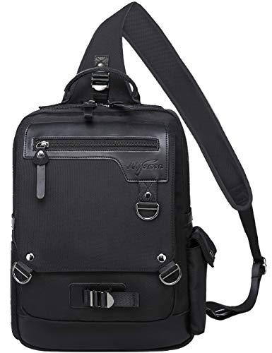 Mygreen Retro Messenger Bag Unisex Crossbody Bags Shoulder Bag Outdoor Sling Bag